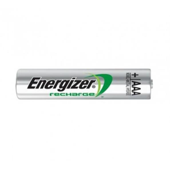 AAA Energizer Battery Rechargeable Advanced NiMH Capacity 700mAh 1.2V AAA Ref E300626400 Pack 10