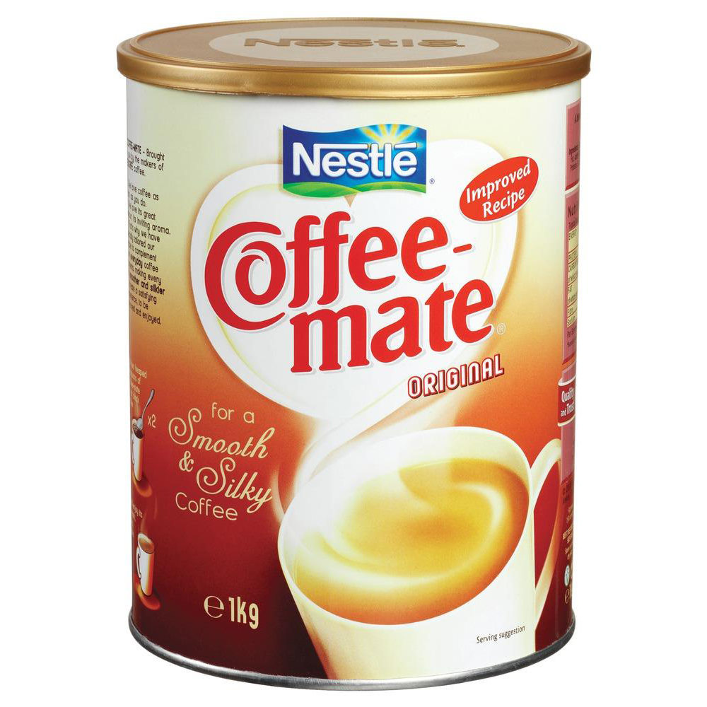 Coffee Nestle Coffee-Mate Original 150 Servings 1kg Ref 12057675