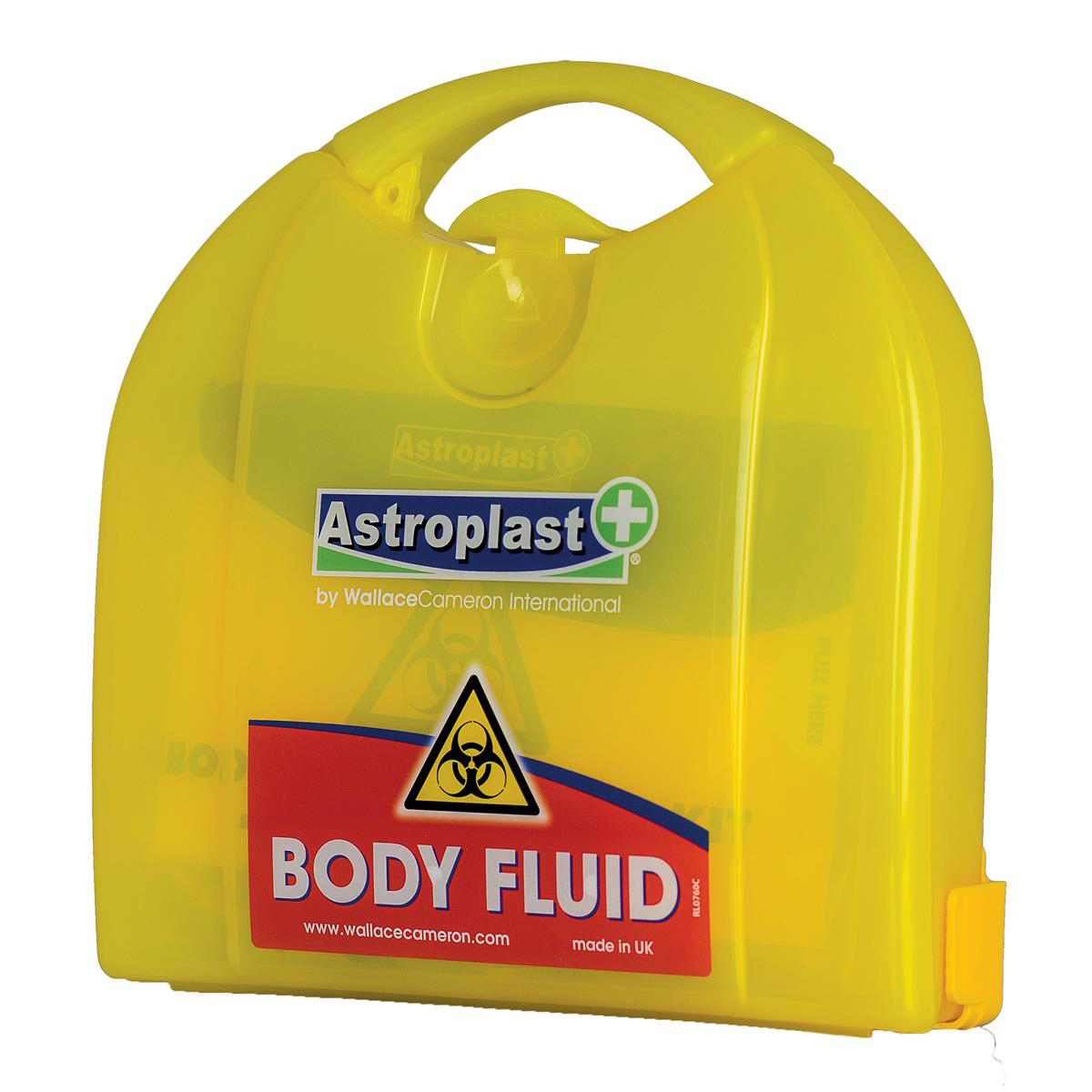First aid kit Wallace Cameron Astroplast Body Fluid Kit Piccolo Dispenser Ref 1012045