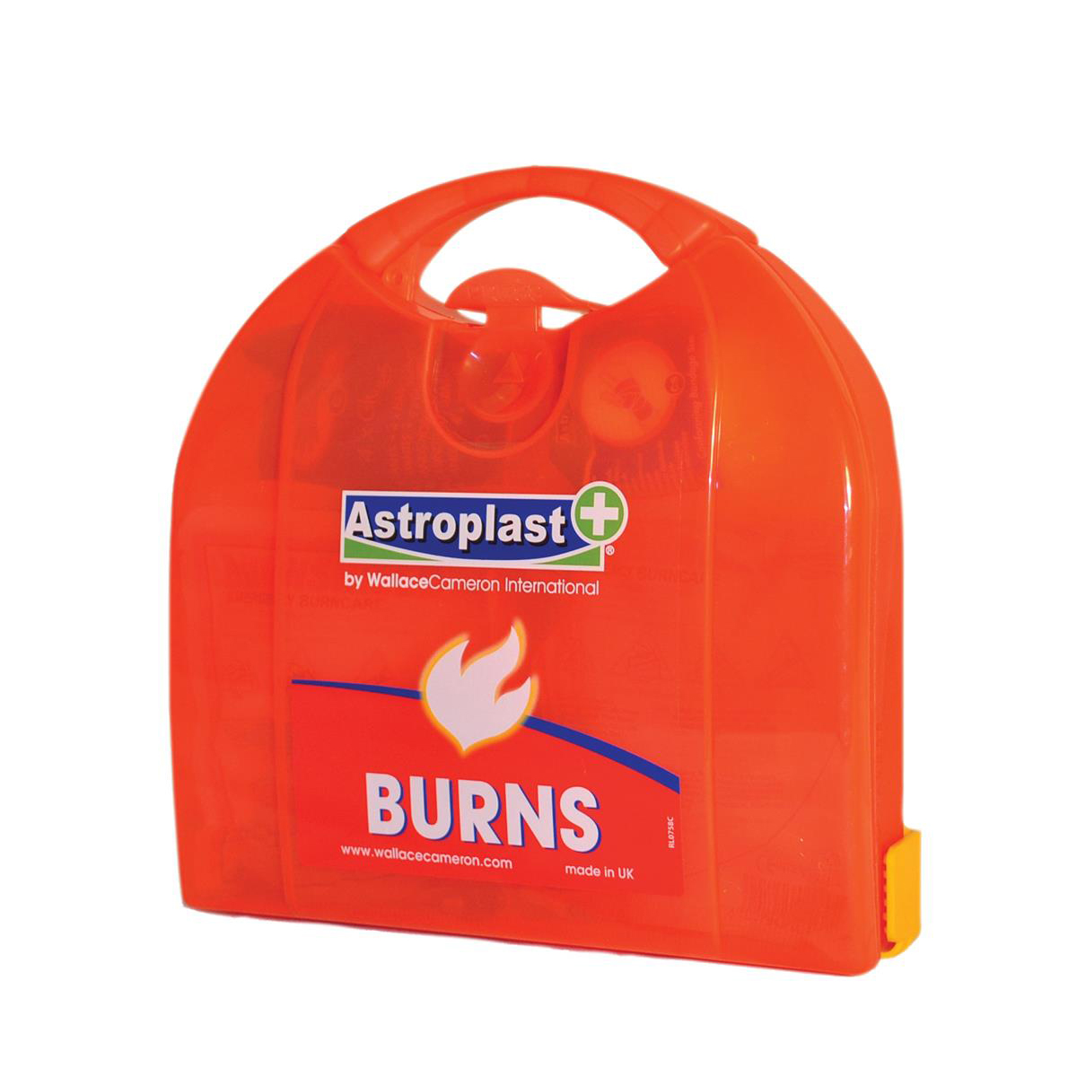 First aid kit Wallace Cameron Astroplast Burns Kit Piccolo Dispenser Ref 1010057