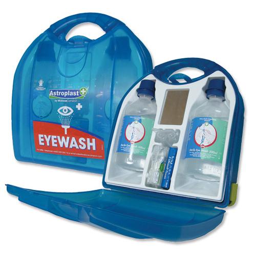 Wallace Cameron Astroplast Eyewash Dispenser Mezzo Unit HSE Ref 1006084