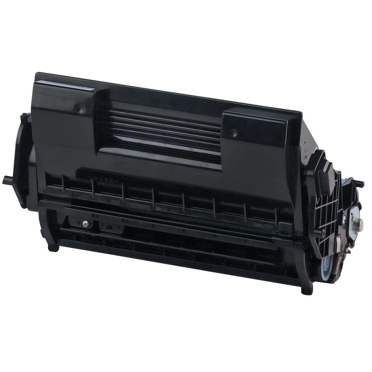 OKI Laser Toner Cartridge High Yield Page Life 25000pp Black Ref 1279201