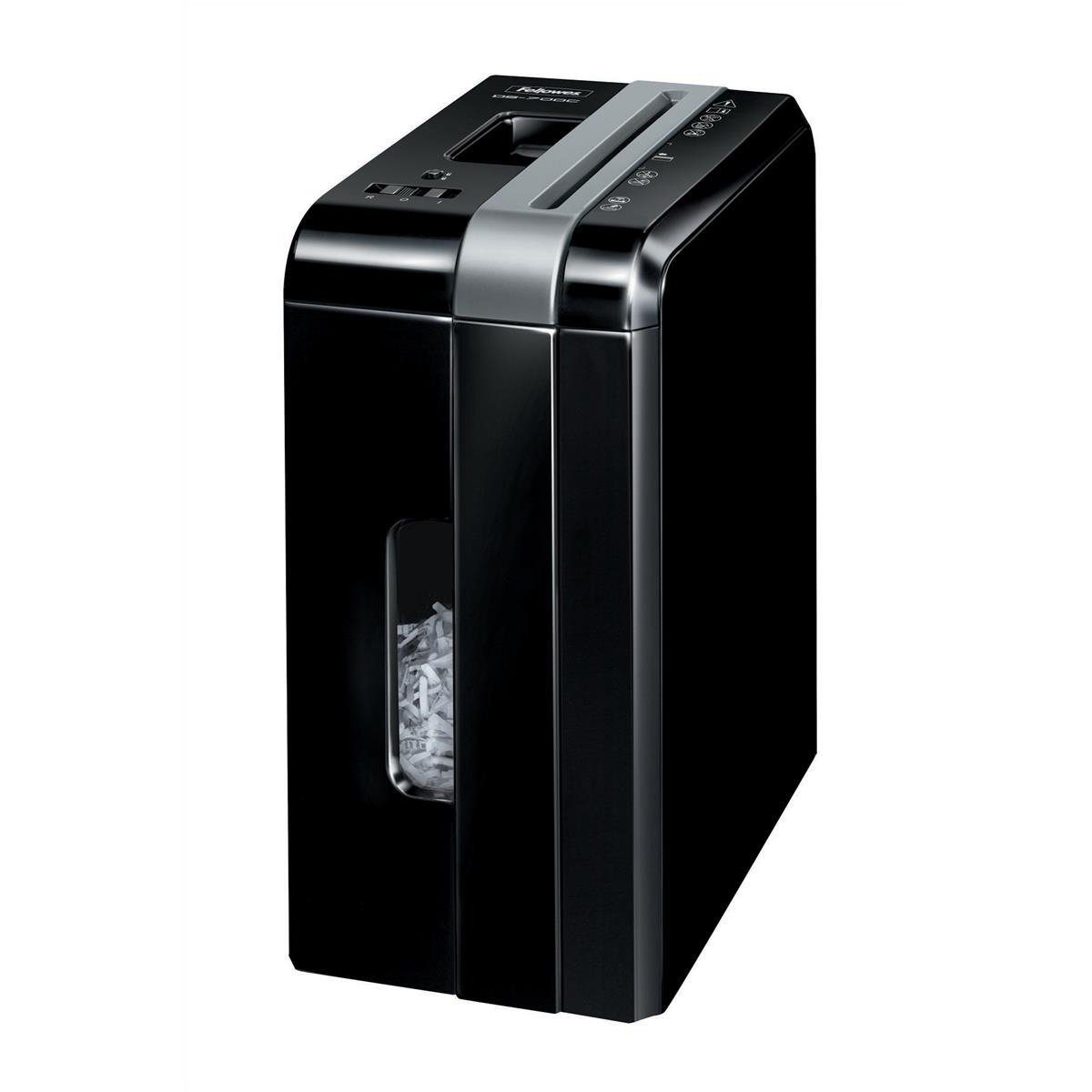 Fellowes DS-700C Personal Use Shredder Cross-cut DIN3 P-3 10 Litres Ref DS-700C