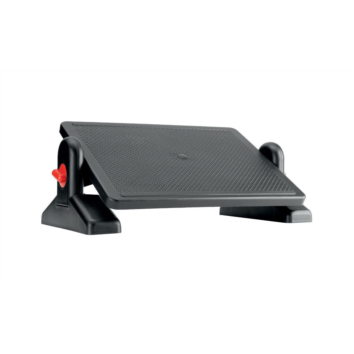 Foot rests Office Footrest ABS Plastic Easy Tilt H115-145mm Platform 415x305mm Ref FR002