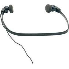 Image for Philips Headphones for Desktop Dictation Equipment Ref LFH334/234