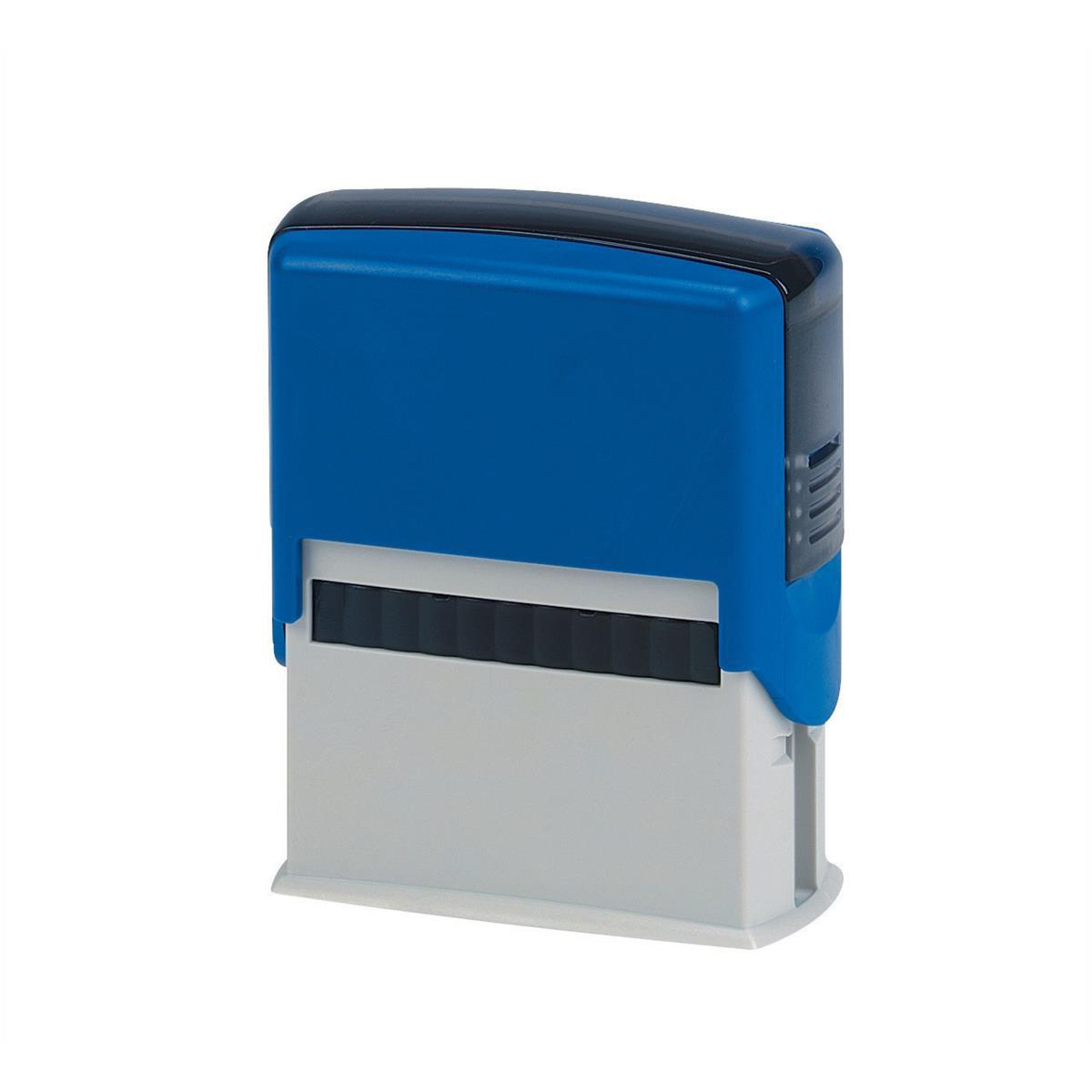 5 Star Office Custom Self-Inking Imprinter Stamp 48x20mm 5 lines