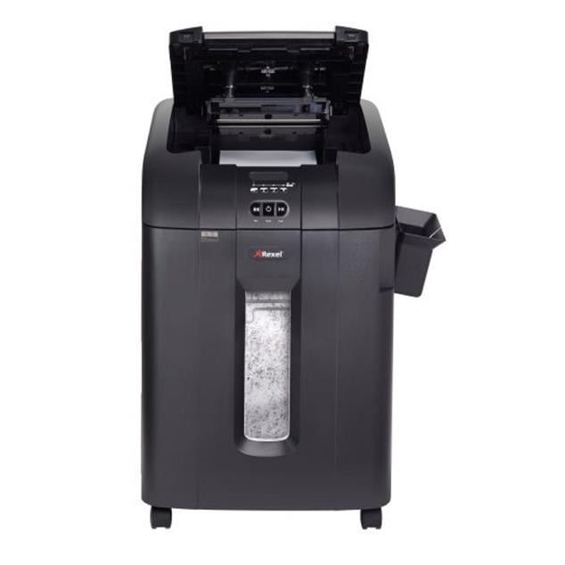 Rexel AutoPlus 600X Shredder Cross Cut P-4 Ref 2103500A