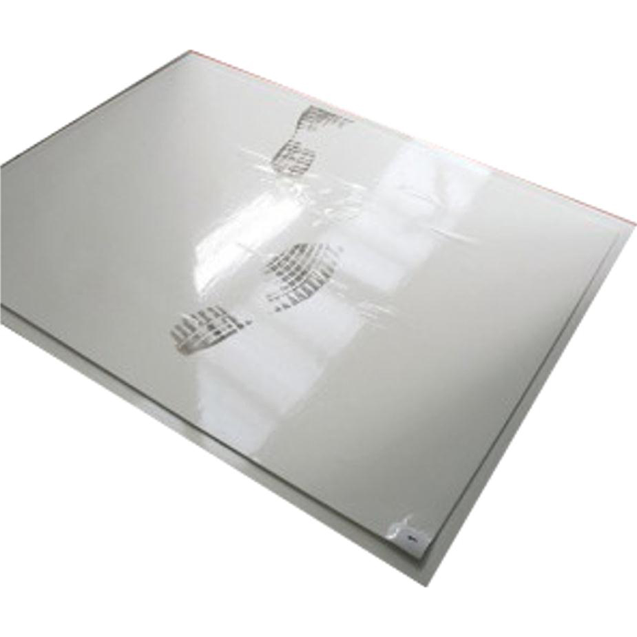 Image for COBA First Step Tak Mat Anti-contamination Surface 30 Layers 450x1170mm White Ref WC000004 [Pack 4]