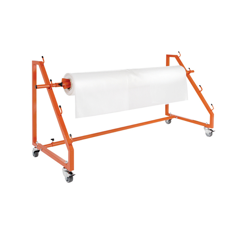 Polythene Shrink Film Dispenser on Castors Capacity 3 Rolls W2000xD660xH870mm Ref PFD/1