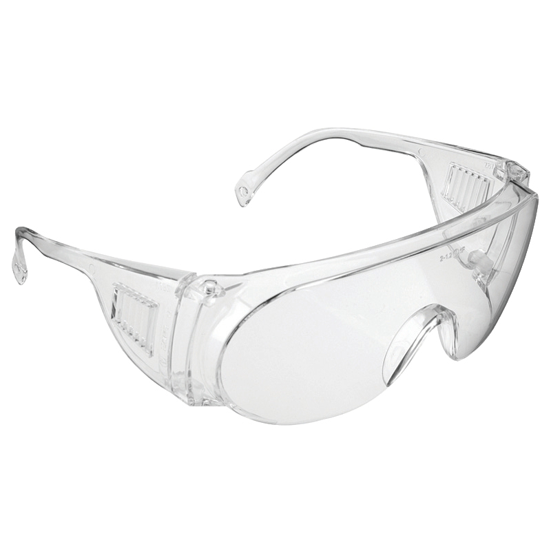 Safety glasses JSP M9200 Visispec Spectacles Polycarbonate Clear Lens Ref ASD020-121-300 SP