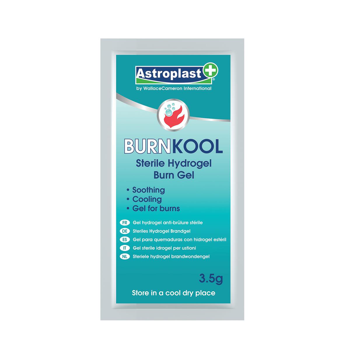 Equipment Wallace Cameron Sterikool Sachet Non-toxic Australian Tea-tree Oil Ref 2203028 Pack 20