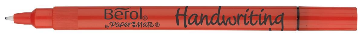 Berol Handwriting Pen Water-based Ink Plastic Black Ref S0378750 [Pack 144] [Bulk Pack] Jan-Dec 2018