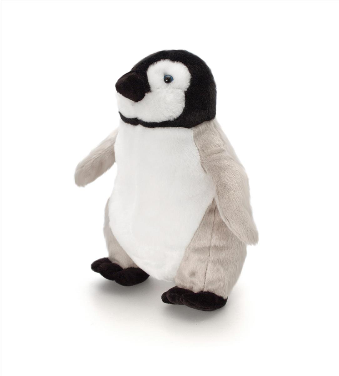 Image for Baby Emperor Penguin Toy Soft Fabric Hand-washable