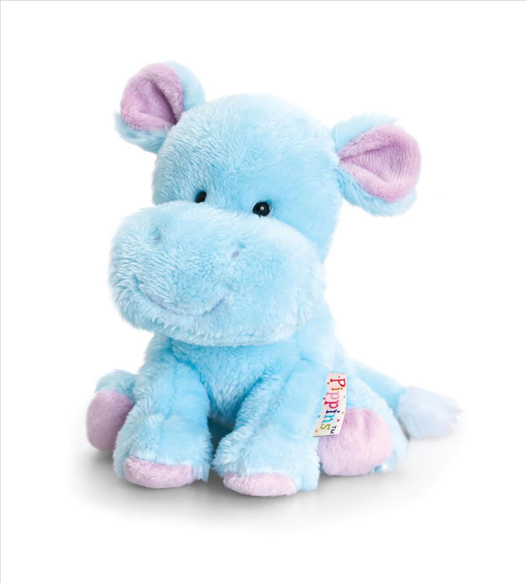 Image for Hippo Toy Soft Fabric Hand-washable