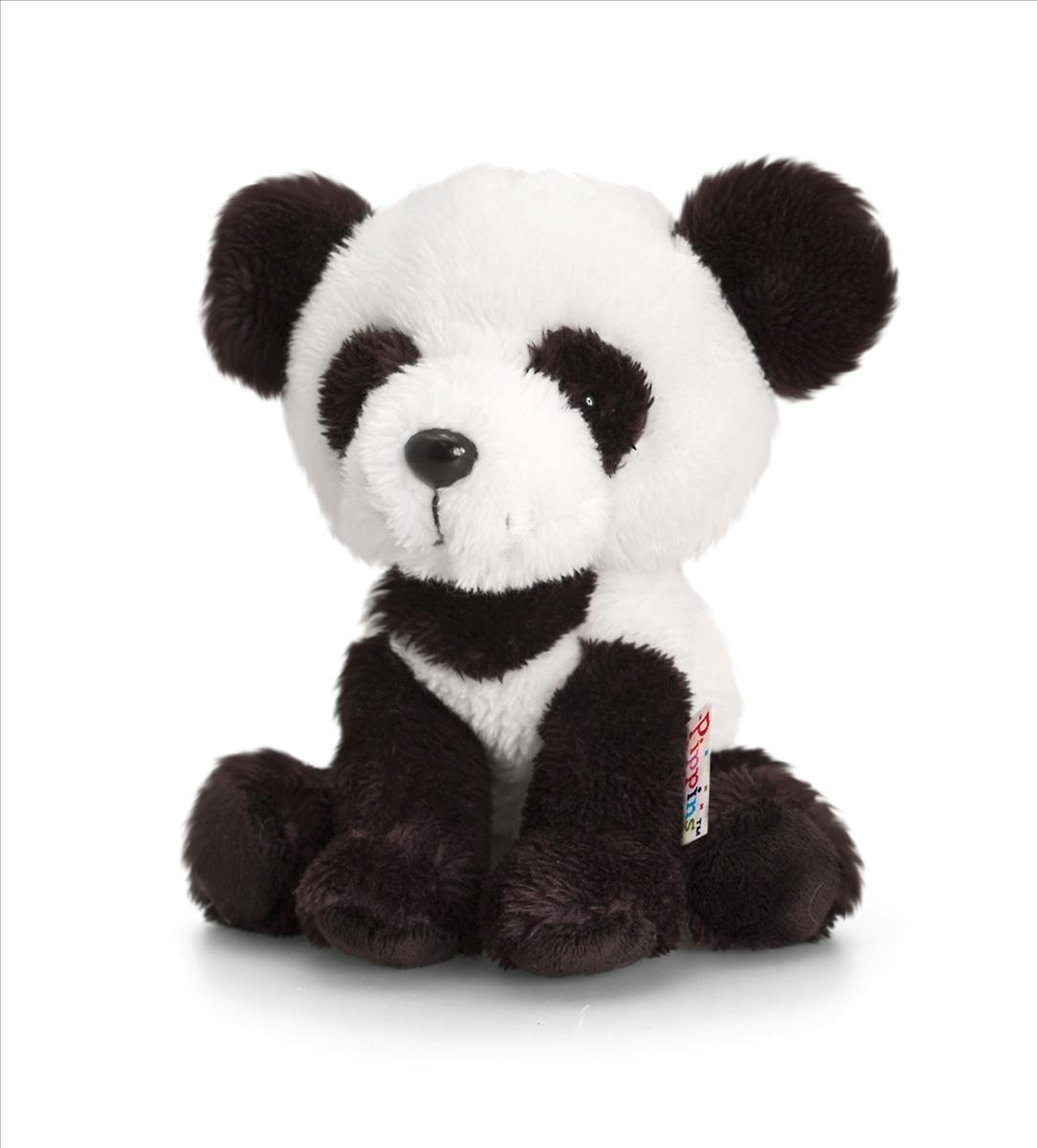 Image for Panda Toy Soft Fabric Hand-washable