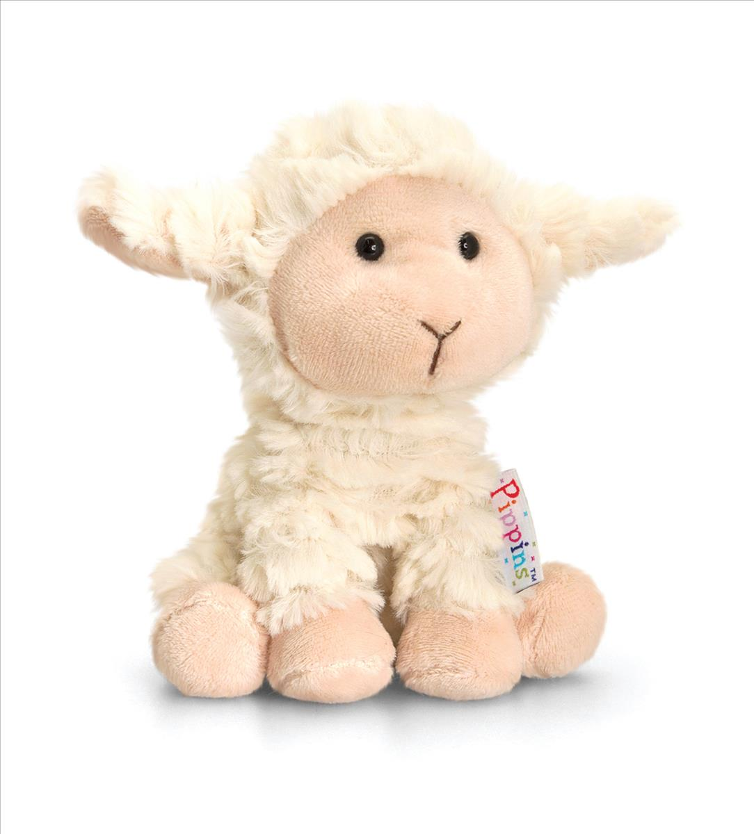 Image for Lamb Toy Soft Fabric Hand-washable