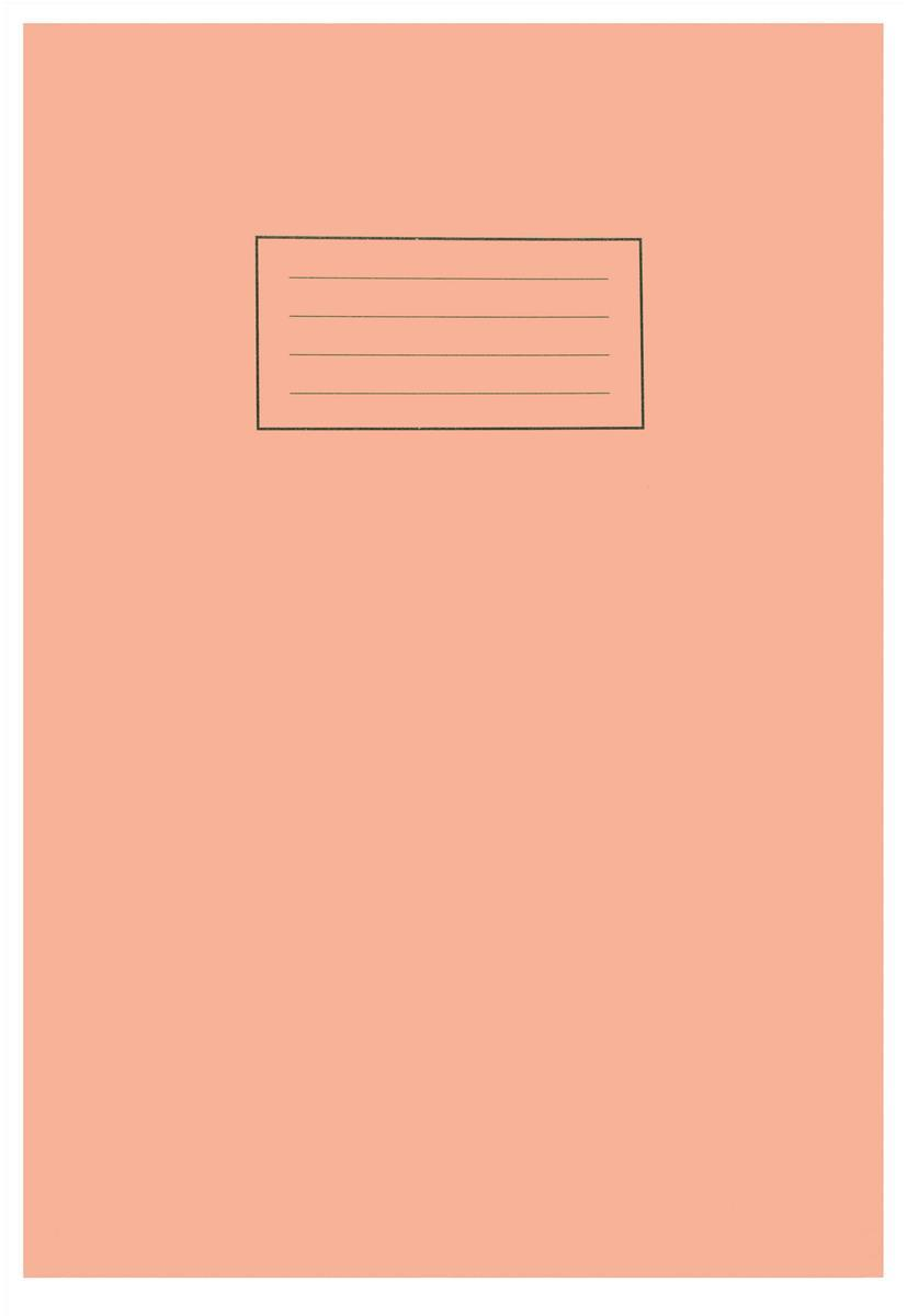 Image for Silvine Exercise Book 5mm Square 75gsm 80 Pages A4 Orange Ref EX113 [Pack 10]