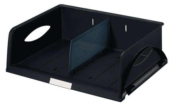 Image for Leitz Standard Letter Tray Black Ref 5230-00-95