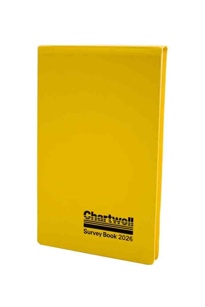 Image for Chartwell Survey Book Field Weather Resistant 80 Leaf 130x205mm Ref 2026Z