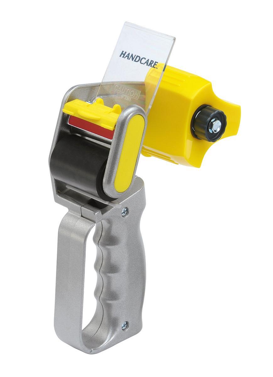 Tape Dispenser Heavy Duty Hand Held Ergonomic for 50mm Tapes