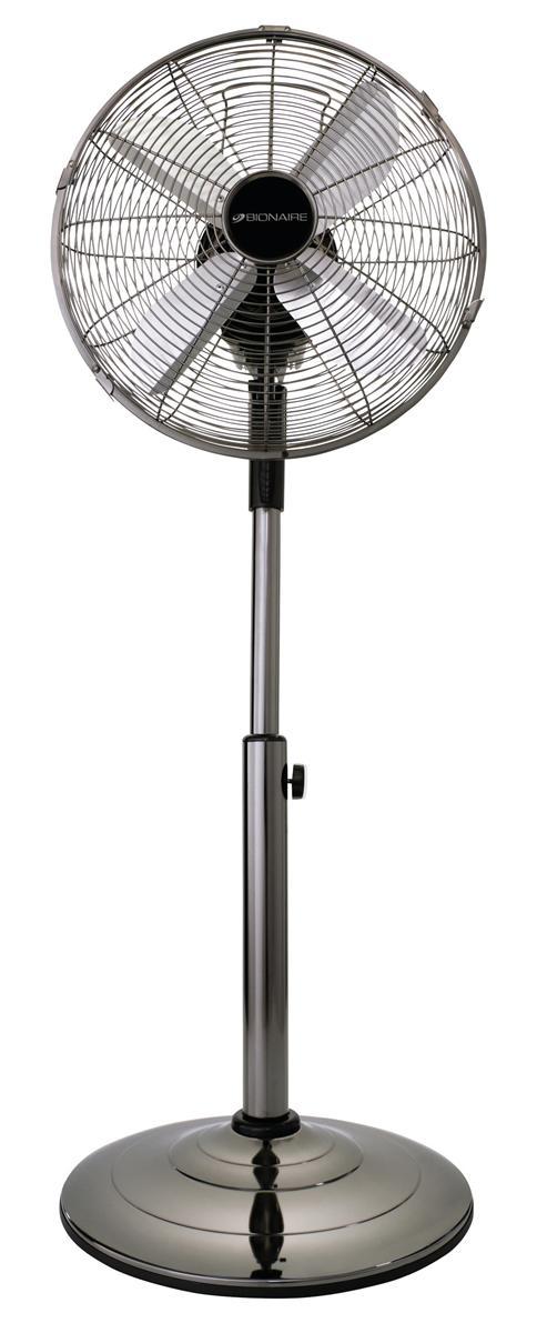 Desk and Pedestal Fan 2 in 1 Telescopic Pole 3 Speed