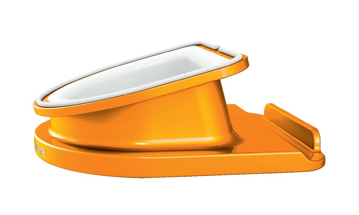 Leitz WOW Desk Stand for iPad Orange Ref 62741044