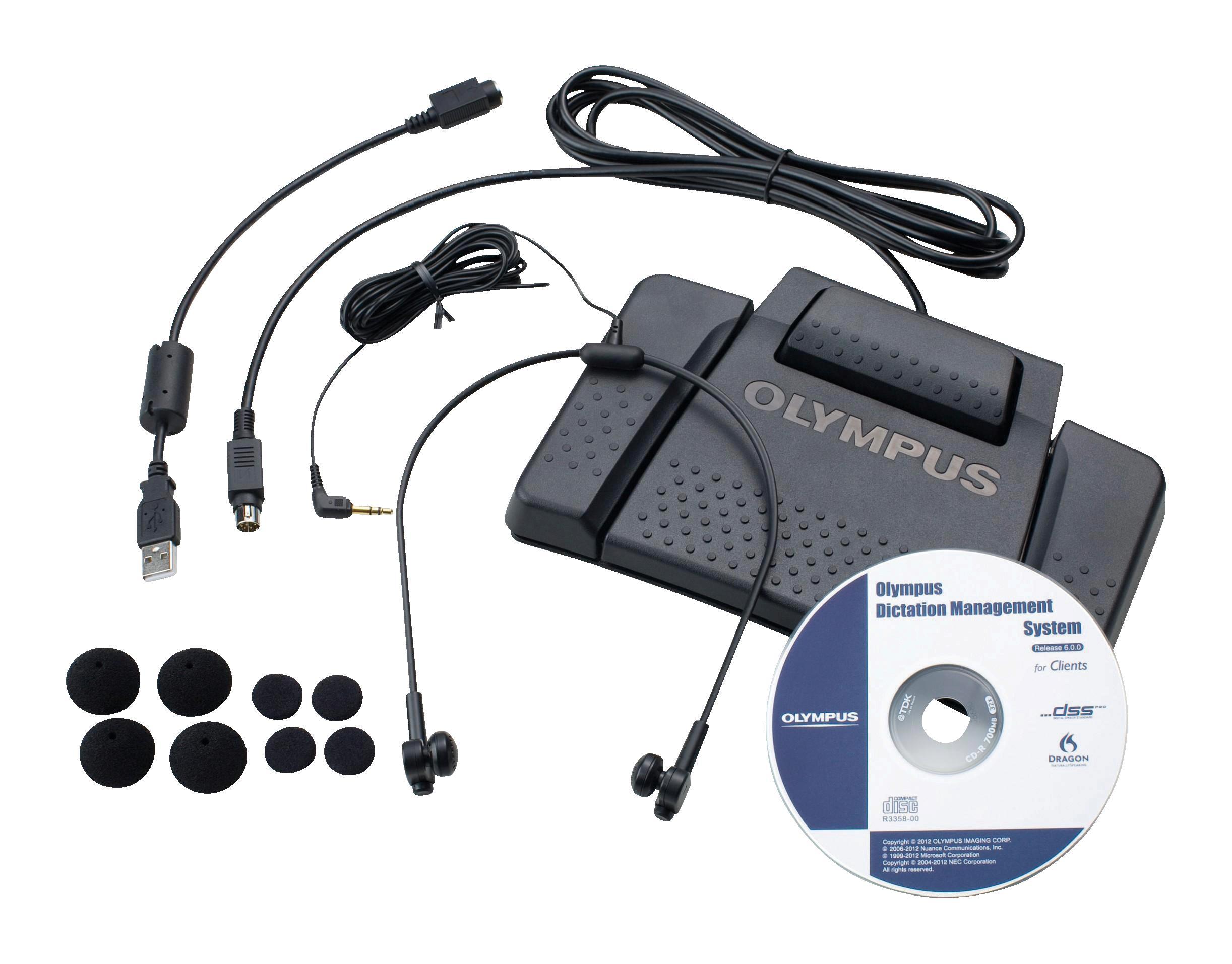 Image for Olympus AS-7000 Transcription Kit Ref V4511110E000