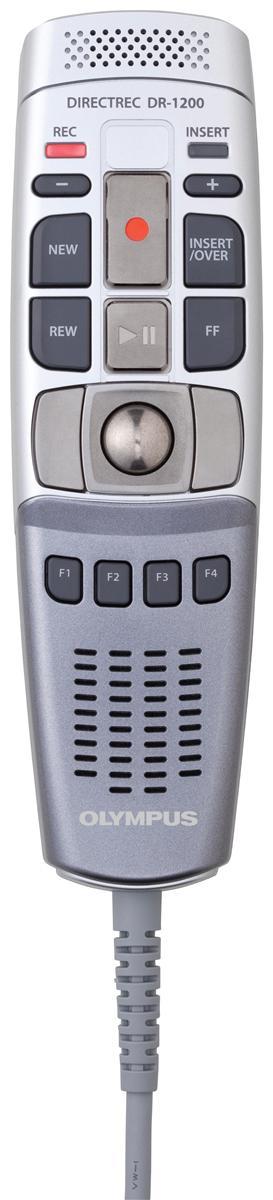 Image for Olympus DR-1200 Professional Microphone USB Ref V401131SE010
