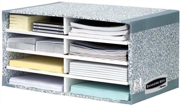 Image for Fellowes Bankers Box Desktop Sorter Ref 08750 [Pack 5]