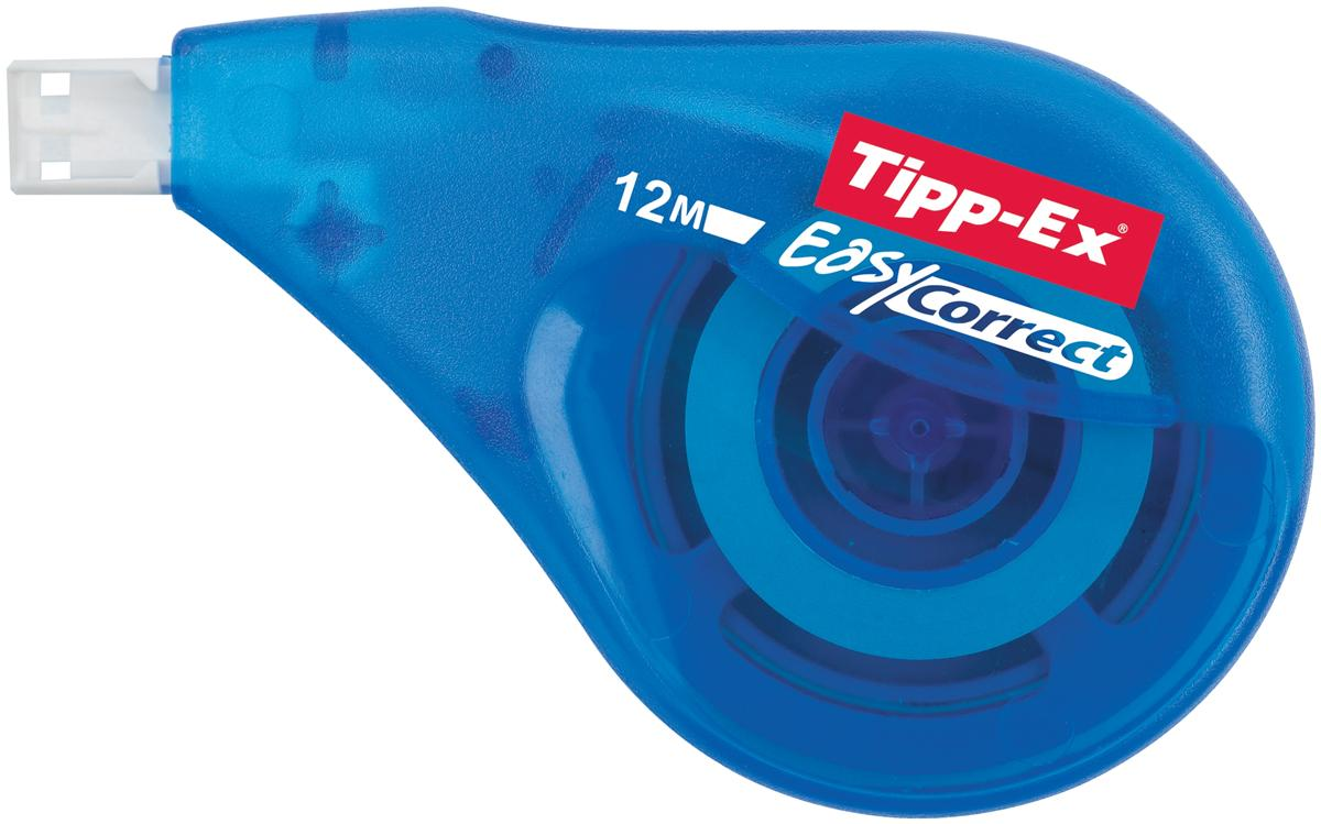 Image for Tipp-Ex Easy-correct Correction Tape Roller 4.2mmx12m Ref 8290352 [Pack 10]