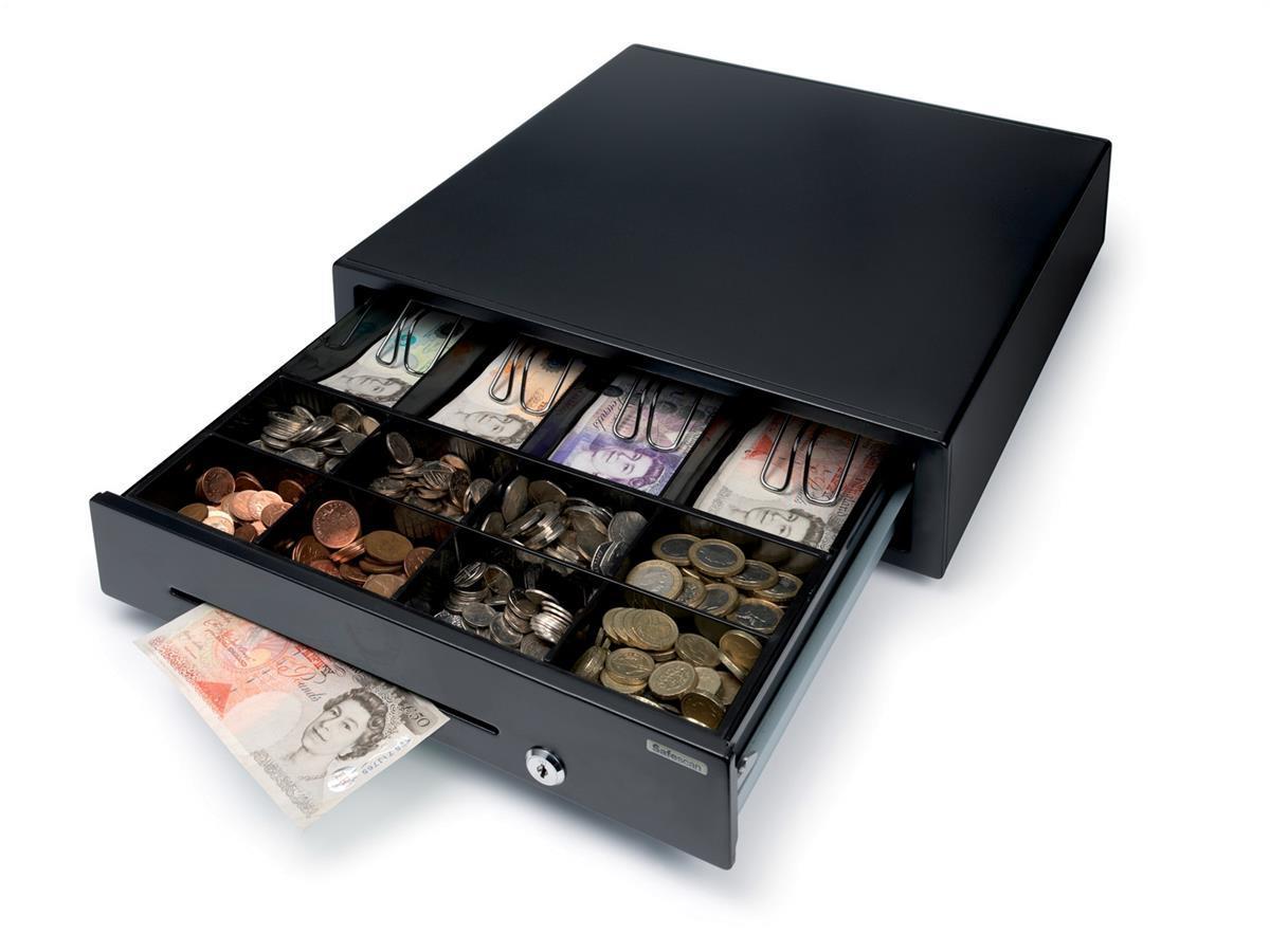 Safescan Cash Drawer LD-4141 Light Duty Ref 132-0423