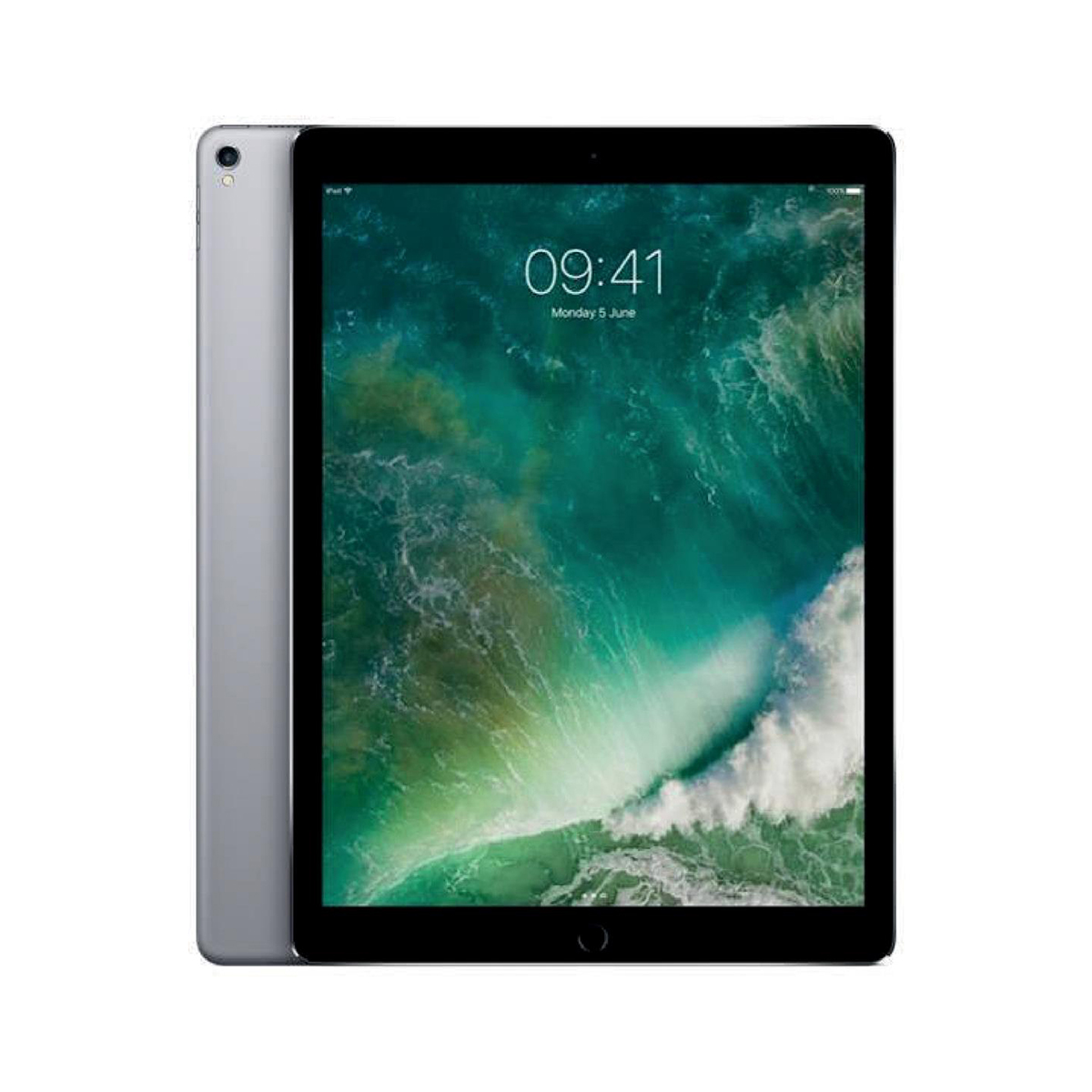 Apple iPad Pro Wi-Fi 256GB 12MP Camera 12.9inch Space Grey Ref MTFL2B/A