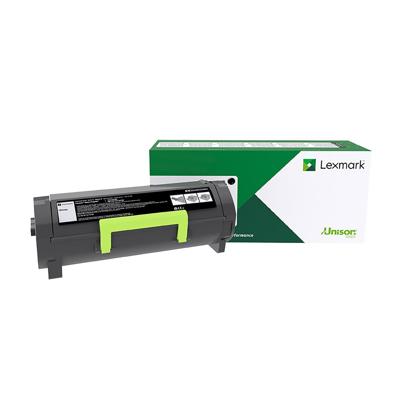 Lexmark MS/Xseries Laser Toner Cartridge High Capacity Return Program Page Life 8500pp Black Ref 51B2H00