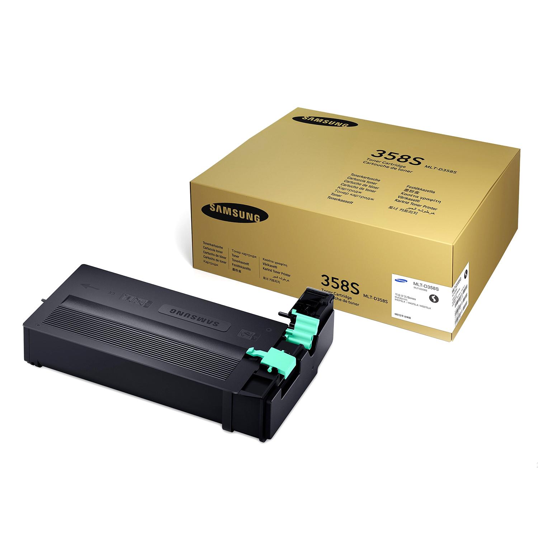 Samsung MLT-D358S Laser Toner Cartridge Page Life 30000pp Black Ref SV110A