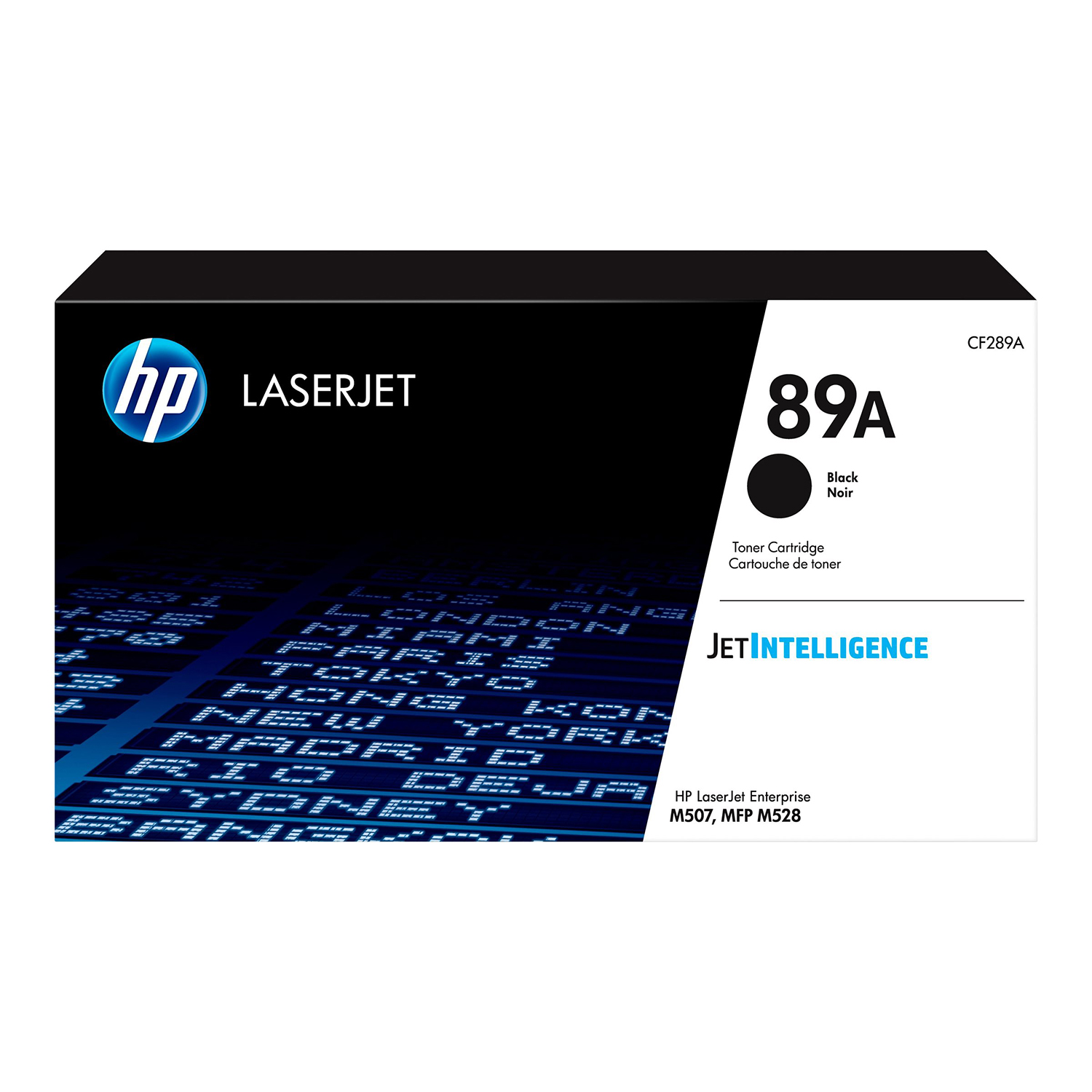 Hewlett Packard 89A Laser Toner Cartridge Page Life 5000pp Black Ref CF289A