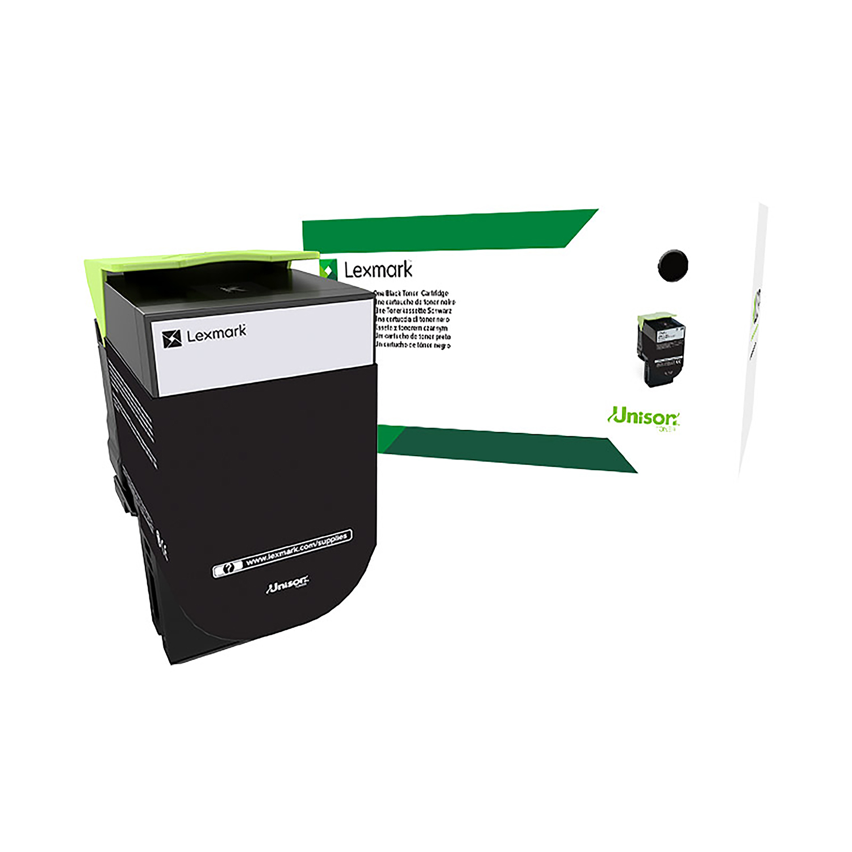 Lexmark CS/CX3Series Laser Toner Cartridge Return Program Page Life 3000pp Black Ref 71B20K0