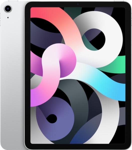Apple iPad Air (10.9 inch, 4th Gen) Tablet Computer 2360x1640 256GB Wi-Fi (Silver)