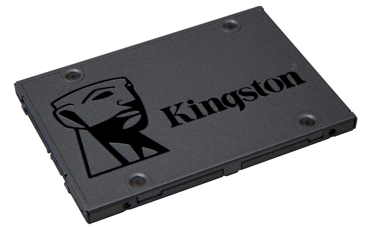 Kingston SSDNow A400 (480GB) SATA 3 2.5 inch Solid State Drive (Internal)