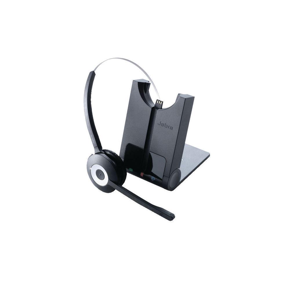 Jabra Pro 920 Wireless Mono Headset (Black)