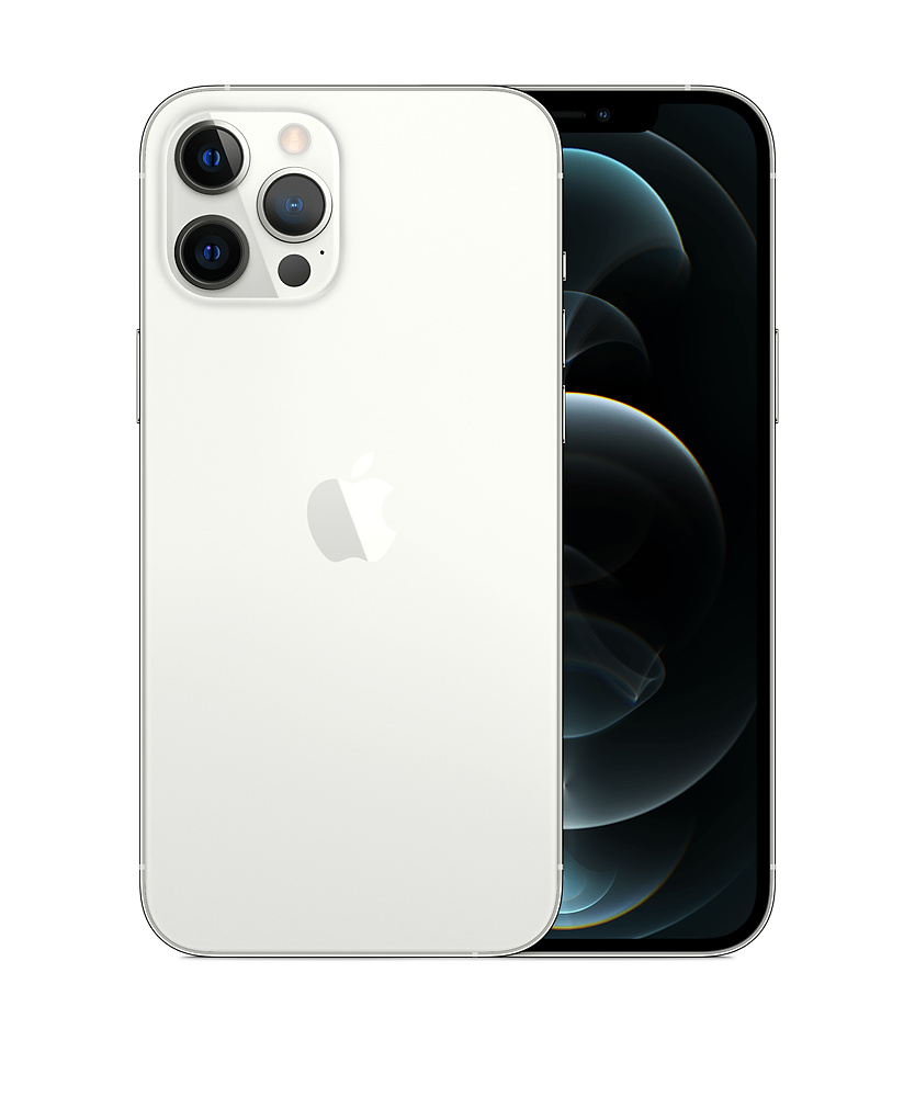 Apple iPhone 12 Pro (512GB) Smartphone (Silver)
