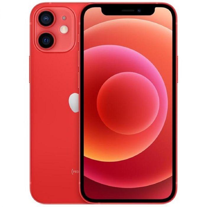Apple iPhone 12 Mini (256GB) Smartphone (Red)