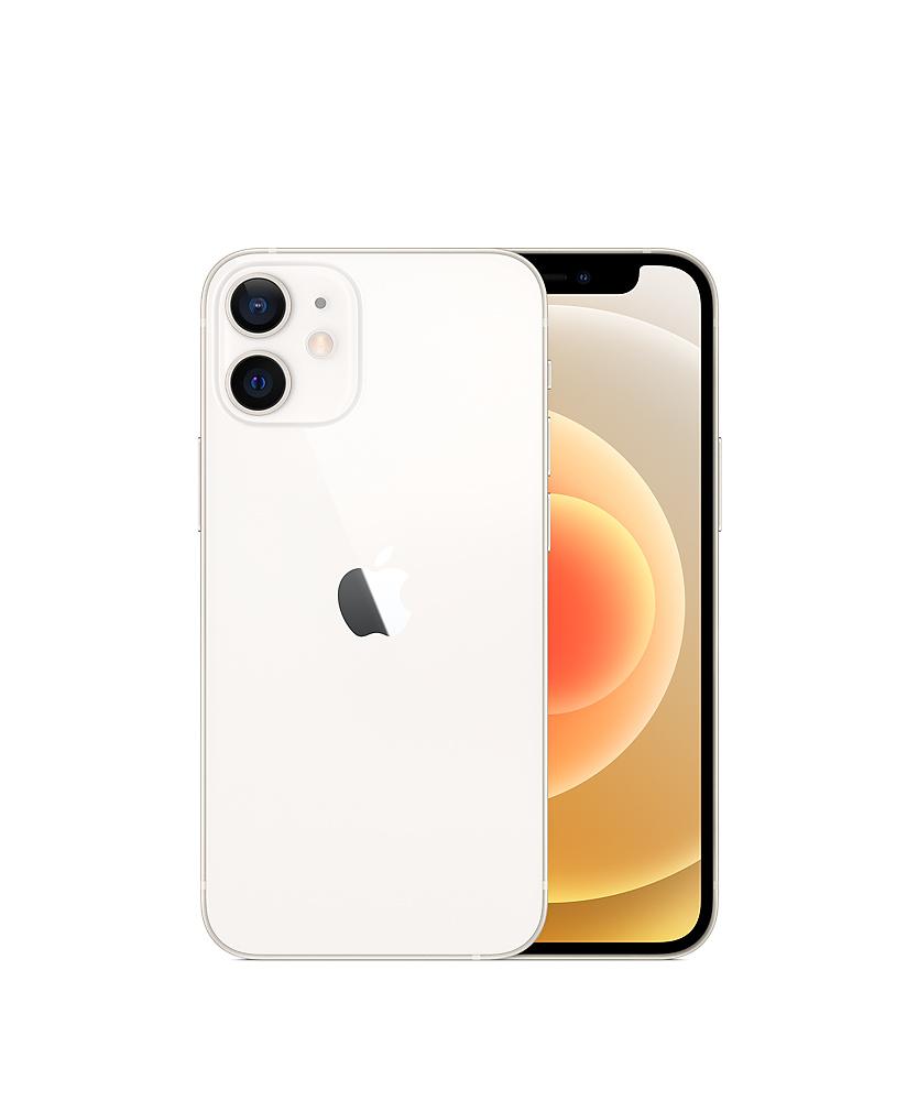 Apple iPhone 12 Mini (256GB) Smartphone (White)