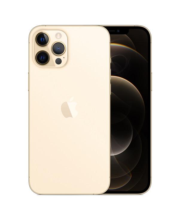 Apple iPhone 12 Pro Max (512GB) Smartphone (Gold)