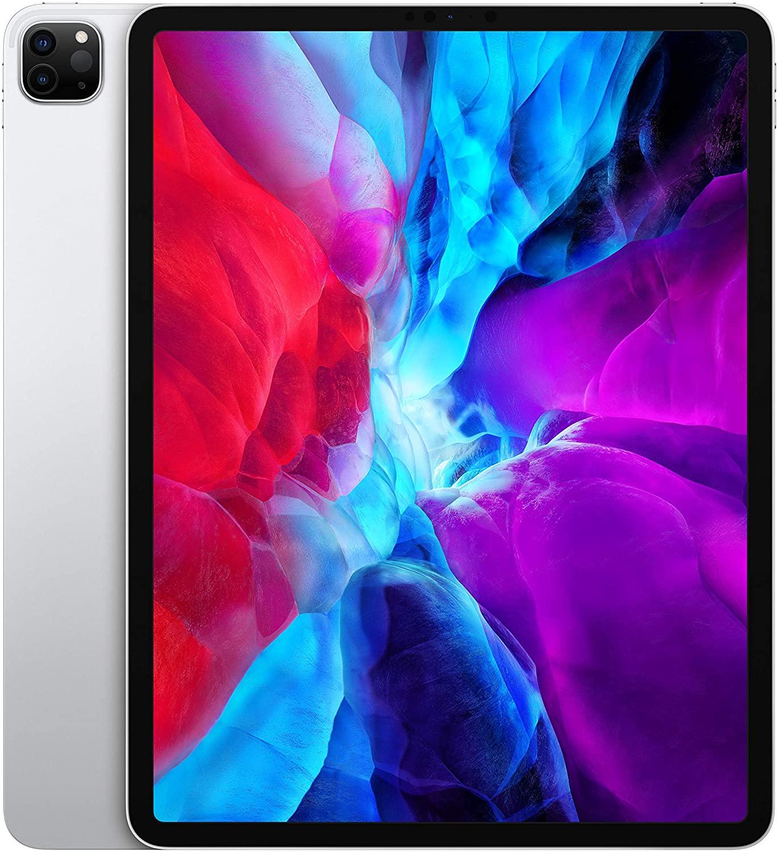 Apple iPad Pro (12.9 inch, 4th Gen) Tablet Computer 2732x2048 512GB Wi-Fi 4G LTE (Silver)
