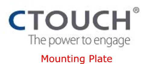 CTOUCH Wallom2 Laptop Plate for Mobile