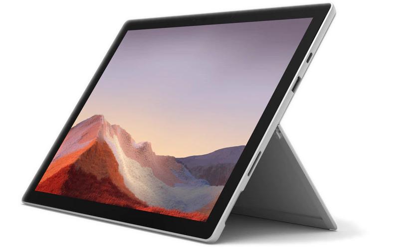 Microsoft Surface Pro 7+ Tablet Computer Intel Core-i7 16GB RAM 512GB SSD (Platinum)