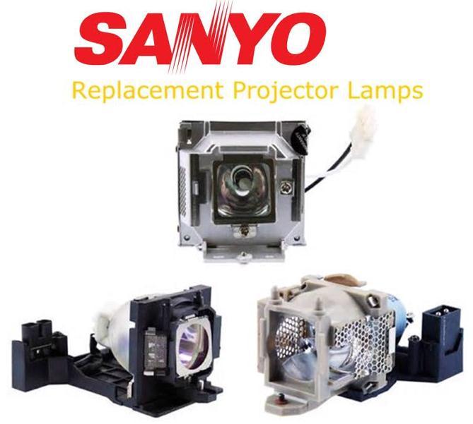 Sanyo Replacement Lamp Module for Sanyo PLC-XU300/PLC-XU300/PLC-XU305/PLC-XU350 PLC-XU355/PLC-XU3001 Projectors