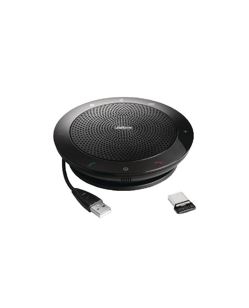 Jabra Speak 510 Plus MS USB Speaker with Built-In Microphone