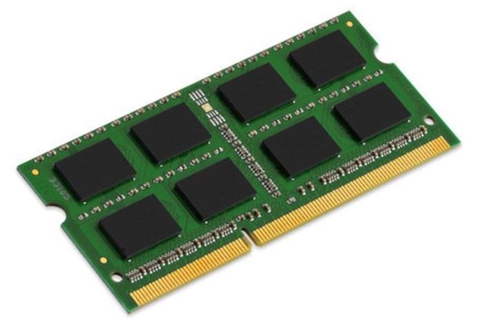 Kingston ValueRAM 4GB (1x4GB) DDR3L 1600MHz Non-ECC 204-pin Unbuffered SODIMM Memory Module
