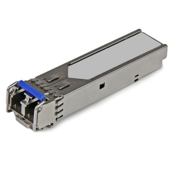 StarTech.com Gigabit Fiber SFP Transceiver Module 1000Base-LX/LH, SM LC Cisco Compatible (10km)